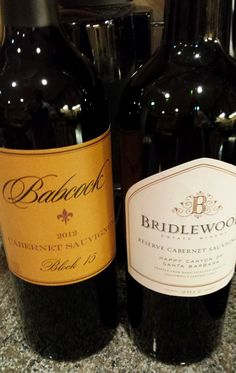 Bridlewood Estate Winery 2012 Reserve Cabernet Sauvignon Happy Canyon