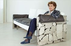 Currents - Q and A - With Maria Pergay, 79, Furniture Designer - Question - NYTimes.com