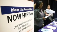 Solid US hiring likely, but Americans are anxious