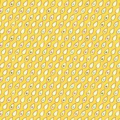 Kinderstoffe -  FLOCK  Stoffkollektion Kind Andover Fabrics - ein Designerstück von Revedepatch- bei DaWanda