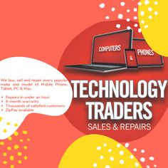 We buy, sell and repair every popular make and model of mobile phone, tablet, pc & mac. * Repairs in under an hour * warranty * Thousands of satisfied customers * ZipPay available Iphone Repair, Computer Repair, Mac, Popular, Model, How To Make, Blog, Stuff To Buy