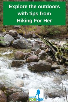 Hiking For Her is the place to get the best trail tips and techniques. Explore the outdoors with confidence. #hikingtips #hikingwomen #hikingforher Best Hiking Food, Best Hiking Gear, Backpacking Tips, Hiking Tips, Hiking Gear Women, Happy Trails, Day Hike, Camping With Kids, Confidence