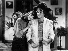"Robin Williams in ""Mork and Mindy"". I'll never forget him in the role that launched in his career. RIP."
