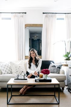 Step Inside Fashion Blogger Kat Tanita's Glamorous Manhattan Apartment