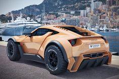 Zarooq SandRacer 500 GT | HiConsumption