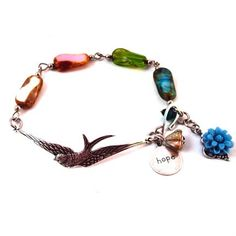 Tutorials | Soaring Bird Bracelet | Handmade Fashion Jewellery – Devoted to DIY Jewellery