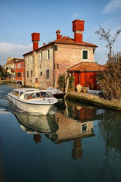 Torcello, Veneto, Italy Like being in a dream, to wander the streets of Torcello, in and out of the church.