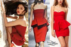 Love peplum dresses
