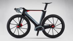 The Impec concept project was started a little over five months ago. Many of the ideas are there as a test bed to see what they can carry over to future bikes.
