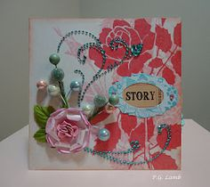 Peachy Paper Crafts