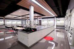 Hutchison Hall gets new Organic Chemistry teaching lab
