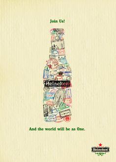 Heineken ads by thekingpham.deviantart.com on @DeviantArt