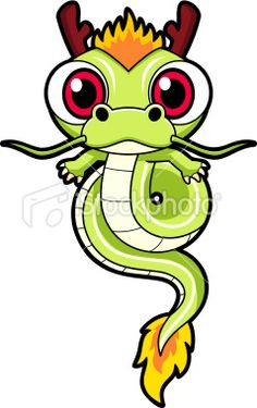 Baby Chinese Dragon<<< I actually used this for my textiles project 😍 Kawaii Drawings, Cartoon Drawings, Animal Drawings, Pencil Drawings, Fantasy Dragon, Dragon Art, Dragon Project, Anime Zodiac, Chinese Cartoon