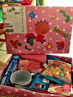 Charity Box Craft