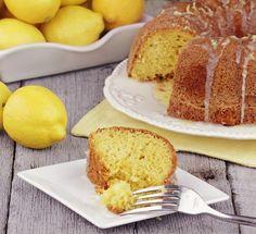 Receta de bizcocho de yogur de limón | Hosteleriasalamanca.es