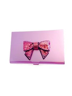 Sequin Pink Bow Light Purple Metal by YoungSparkleandShine on Etsy, $2.75
