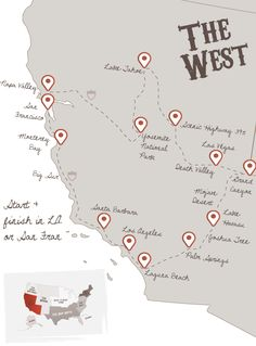 Best Of The West | The American Road Trip Company