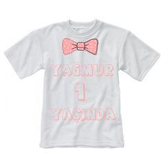 Bir yaş , tshirt tasarım , tshirt baskı , tişört tasarım , tişört baskı , bir yaş partisi , doğum günü , birthyday party