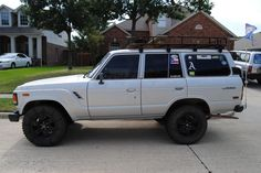 fj60 with leds - Google Search