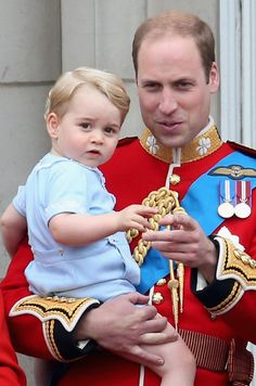 Prince George Photos - Trooping The Colour - Zimbio 57 6/13/15