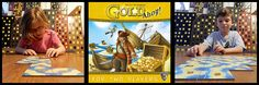 Mayfair is behind some of the most well known games around (like Catan) but one you might not know, but should, is Gold Ahoy!It only takes about 15 ...