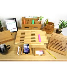 36 best finoak bamboo office supplies images office supplies rh pinterest com Bamboo Office Plant Bamboo Office Plant