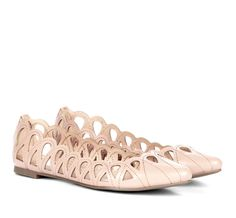 Cut out flats - Karlene//