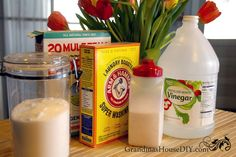 Homemade Dishwasher Detergent: How We Beat Our Hard Water Naturally!