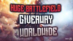 HUGE Battlefield 1 GIVEAWAY 3 COPIES OF Battlefield 1 TO BE WON
