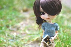 James | Pullip Kaela Custom by Zoo*, via Flickr