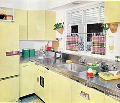 Kitchen 1957 | Flickr - Photo Sharing!