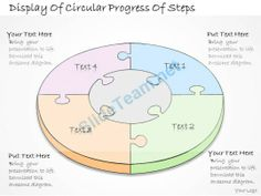 1113 Business Ppt Diagram Display Of Circular Progress Of Steps Powerpoint Template #Powerpoint #Templates #Infographics