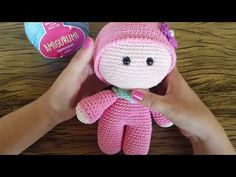 How To Crochet A Lion - YouTube