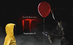 Stephen King's ES: Pennywise auf Opfersuche Hd Movies Online, All Movies, Scary Movies, Horror Movies, Comedy Movies, Films, Es Pennywise, Pennywise The Dancing Clown, Stephen King Film