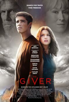 Check out my latest blog post comparing The Giver book vs. movie.    If you saw The Giver this weekend, what did you think?