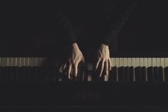 Hands of the pianist - Follow other photos from this session in my profile.