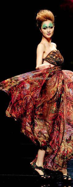 China Fashion Week - Zhang Zhifen