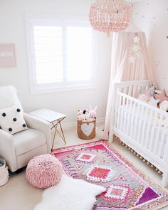 Baby's Room Decoration Models Are Comfortable Boho Style For Your Baby'. Baby's Room Decoration Models Are Comfortable Boho Style For Your Baby's 62 Baby Room Diy, Baby Nursery Decor, Project Nursery, Nursery Room, Girl Nursery, Girls Bedroom, Nursery Ideas, Bedrooms, Deco Kids
