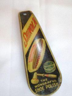 vintage shoe horn