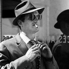 Jean-Paul Belmondo en Sol Amor   #heritage #aboutdesouffle #legend #cinema #star #jeanpaulbelmondo #vintage #solamor1946 #eyewear #fashion #igers #picsoftheday #paris