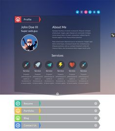 This resume WordPress theme features a responsive layout, WPML support, RTL language compatibility, lots of customization options, a user-friendly design, social media icons, and more.