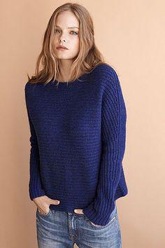 Crew Neck Sweater by Velvet