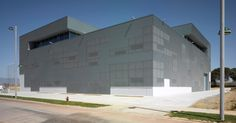 Moho Arquitectos - Project - Technological Center In Fuente Alamo