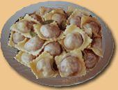 Ravioli al radicchio rosso :: Italian Pasta