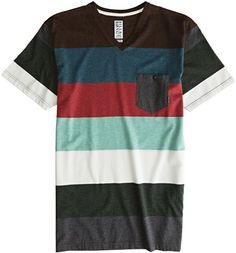 BILLABONG BORDER V-NECK