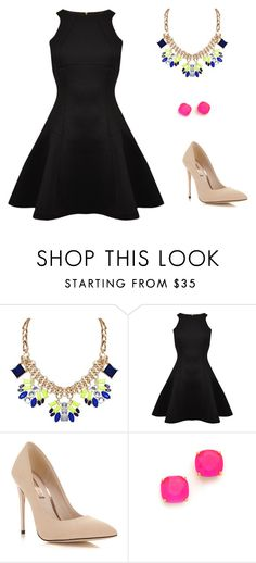 """""""Classy"""" by sarah-tav ❤ liked on Polyvore featuring Humble Chic, Ted Baker, Miss Selfridge and Kate Spade"""