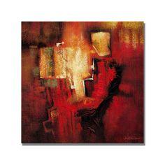 @Overstock.com - Antonio 'Abstract II' Canvas Art - Artist: AntonioTitle: Abstract IIProduct Type: Gallery-wrapped canvas art  http://www.overstock.com/Home-Garden/Antonio-Abstract-II-Canvas-Art/7277580/product.html?CID=214117 $46.58