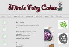 Blogvorstellung: Mimi's Fairy Cakes. Mimi heisst eigentlich Miriam und schreibt seit August 2011 einen Blog rund um süsse Naschereien: Mimi's Fairy Cakes. Sie...