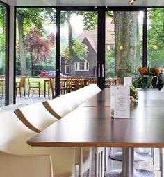 ENDEMOL   Locatie: Hilversum   Inrichting: Kantoorinrichting   Ontwerper: Monica van Egmond / Team PVO Interieur   Omschrijving: Kantoorinrichting.