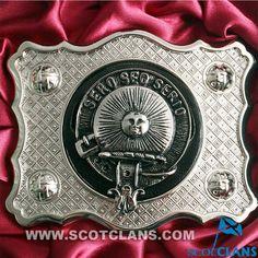 Kerr Clan Crest Kilt